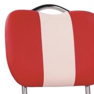 ECO Soft  červená-bílá PAUL