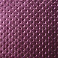 Koženka Violett s perforací