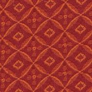 Látra s motivy SR 308 červená