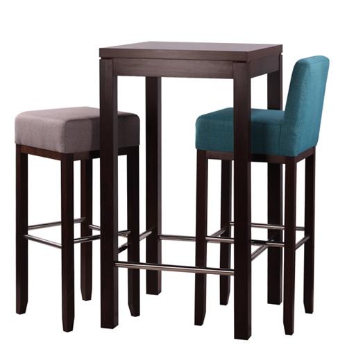 Dřevěná barová židle Fabio IX H