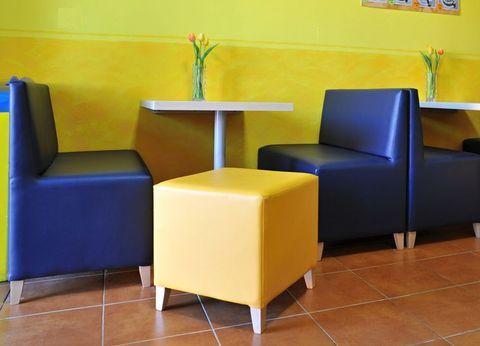 Čalouněná lavice MICA 1 RL