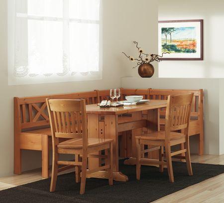 Dřevěné borovicové židle BEN