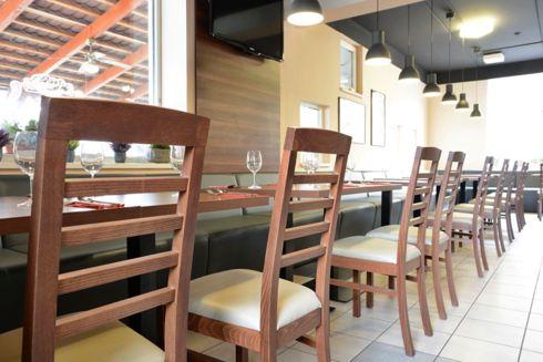 Dřevěné židle BIANCA P