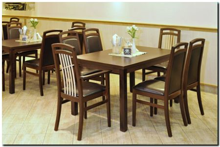 Dřevěné židle HEROLD