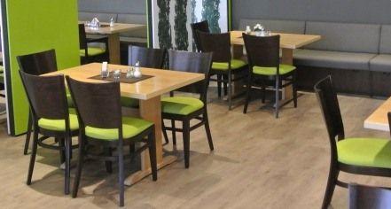 Dřevěné židle AROL P
