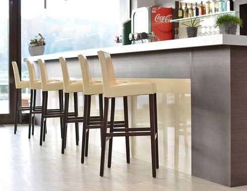 Barové židle Falco bar čalouněné