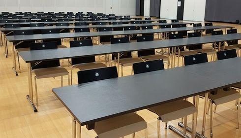 Stoly pro konference FT 147-25 černé