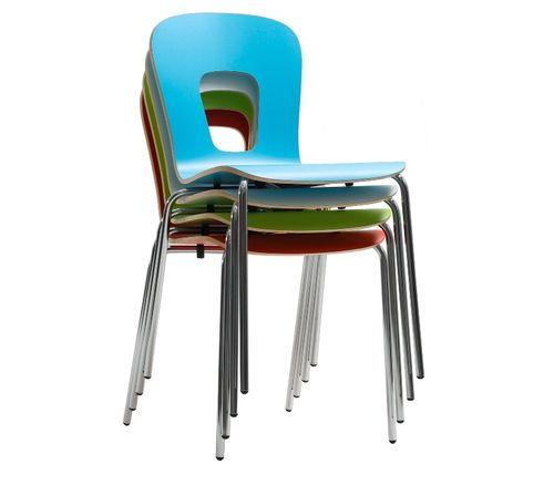 Židle do školících místností JULIA.