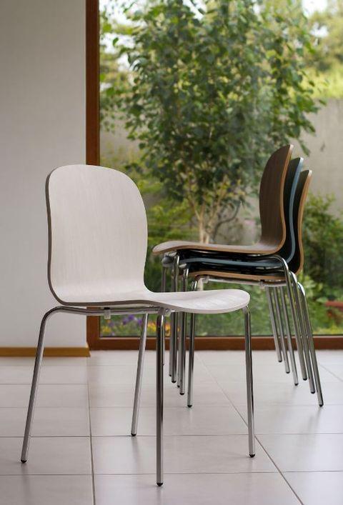 Kovové židle DAVID