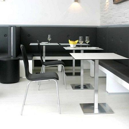 Kovové stoly MANILA