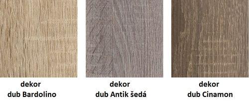 Desky lamino dub variace