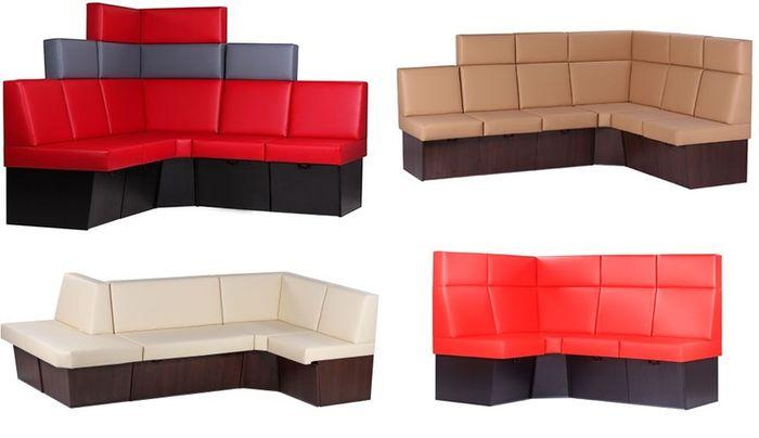 Čalouněné lavice TRENTO