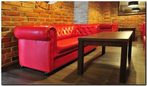 Lounfe dřevěný stolek KIAN