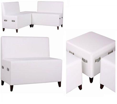 Čalouněné lavice MICA RL