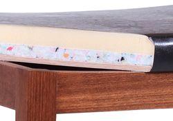 Čalouněný sedák židle