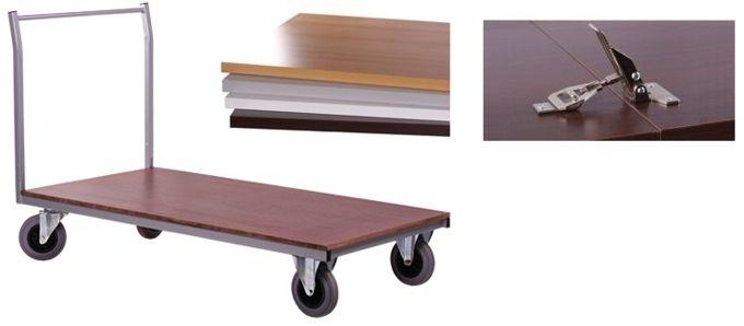 Doplňky pro skládací stoly