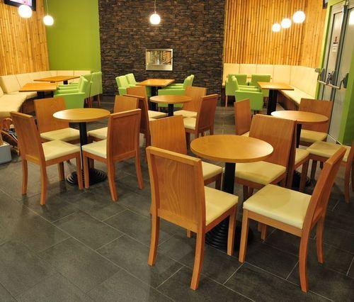 Dřevěné židle TADEO