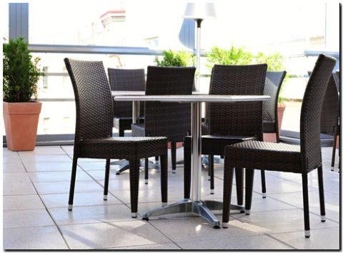 Zahradní židle NELSON