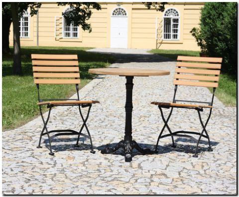 Zahradní sklapovací židle SENJA PL