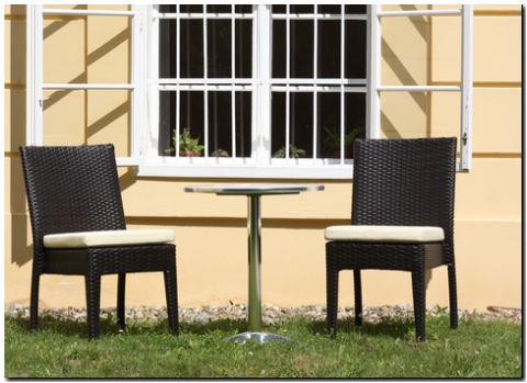 Zahradní stoly MIRA D60