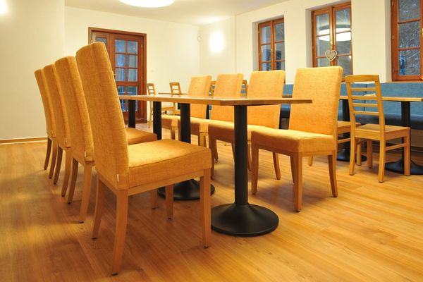 Interiery rodinneho penzionu v Krkonoších 1