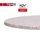 Topalitové stolové desky