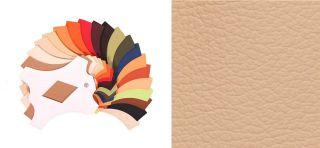 Textilná koženka so štruktúrovaným povrchom