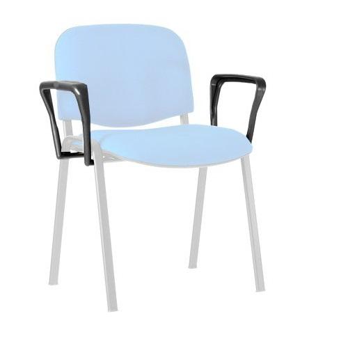 Kovová židle ISO AL loketní opěrky