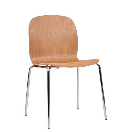 Kovová  židle DAVID