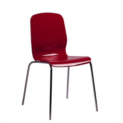 Kovová židle GLAMOUR Design