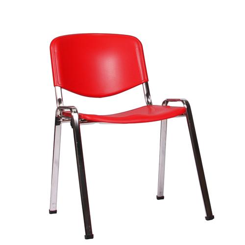 Kovová židle  ISO PL kostra chrom