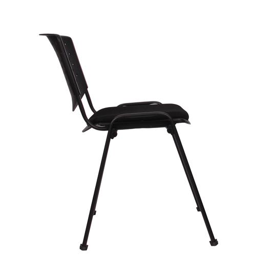 Kovová plastová židle jednací