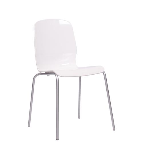 Kovová židle GLAMOUR