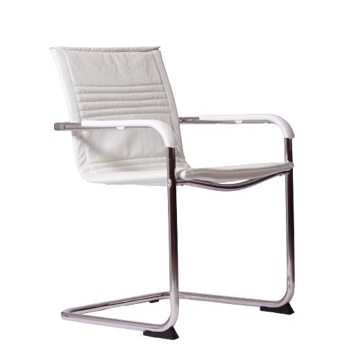 Kovová houpací židle LIANA