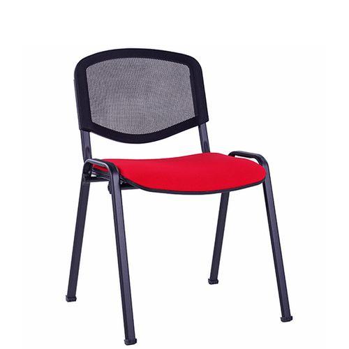 Kovová židle ISO N kostra černá