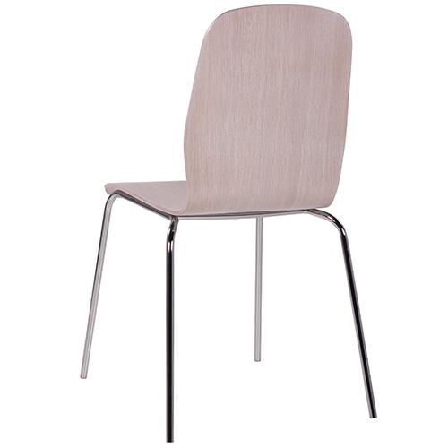 Kovové bistro stoličky