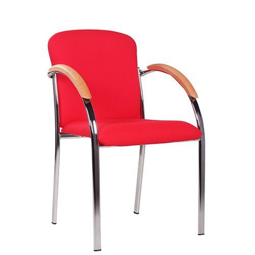 Kovová židle CLINT kostra chrom