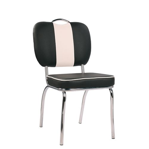 Kovové čalouněné židle PAUL