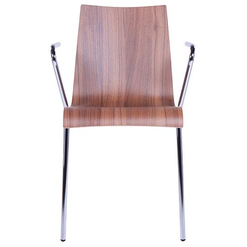 Odolné kovové židle