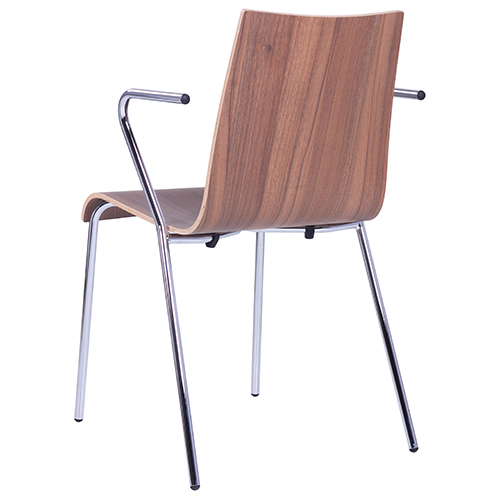 Kovové židle bistro