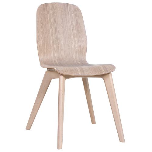 Drevěné stoličky dub bistro stoličky