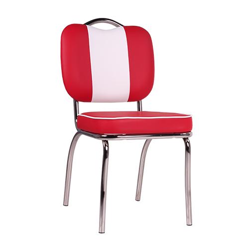 Kovové retro židle