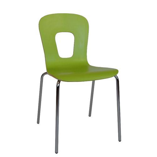 Kovová  židle JULIA HPL