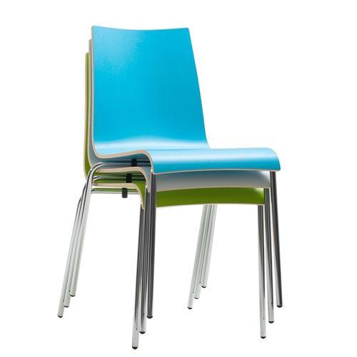 Kovová  židle ROMAN HPL
