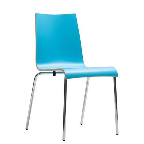 Kovové židle do seminárních místností