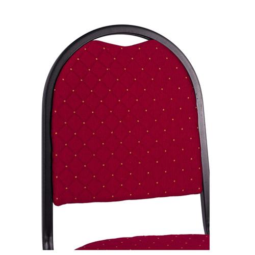 Levné kovové židle čalouněné