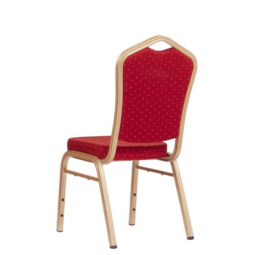Banketové židle s možností stohování