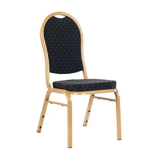 Židle pro bankety SAPHIR černá