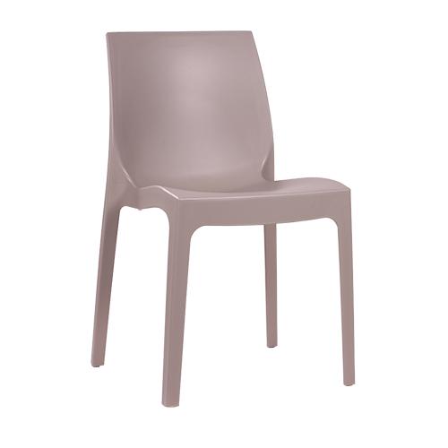 Záhradné plastové stoličky