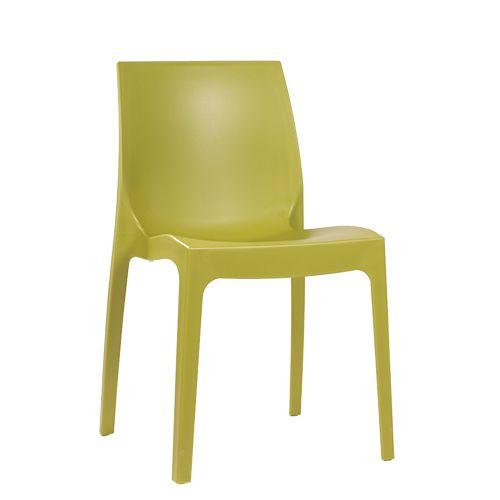 plastové židle, plastové stoličky, zahradní židle
